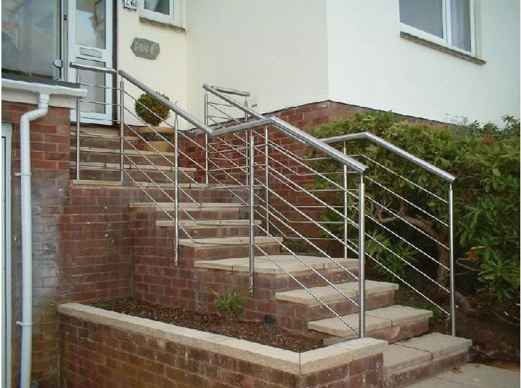 Beau Ref : Exterior Stairs U0026 Railings 6